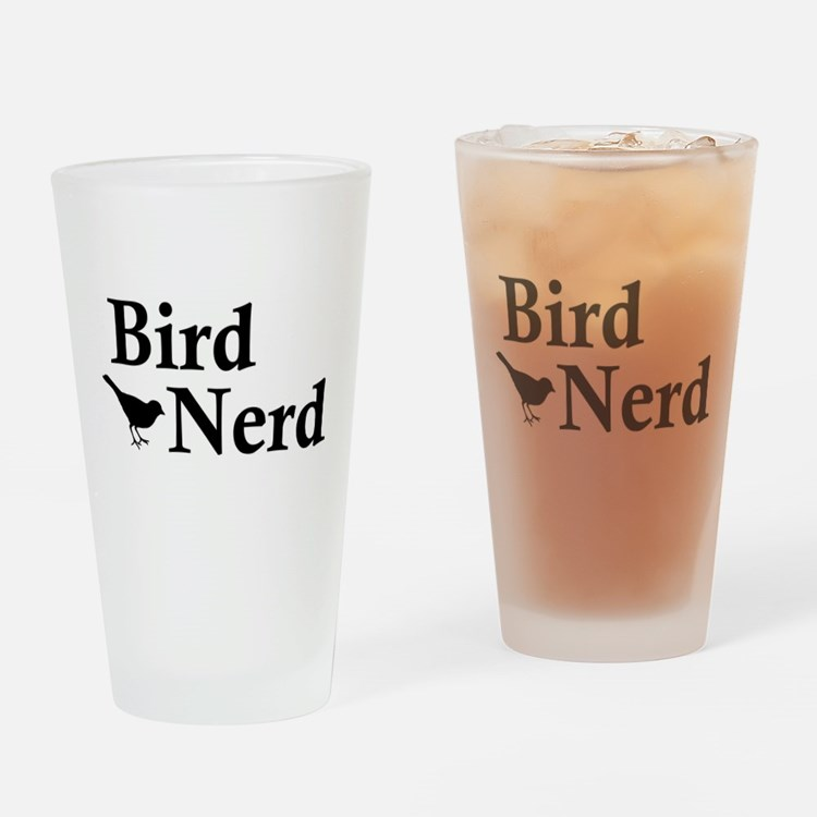 Cute Bird lovers Drinking Glass