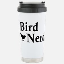 Bird Nerd Travel Mug