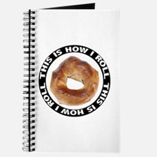 How I Roll Bagel Journal