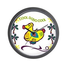 Cool Dodo Wall Clock