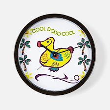 Cool Dodo Wall Clock