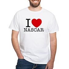 I Love NASCAR T-Shirt