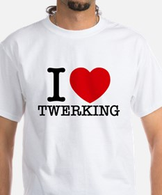 I Love Twerking T-Shirt