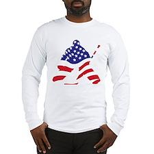 3-All-AmericanHockey Long Sleeve T-Shirt