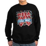 Pizza Party Sweatshirt