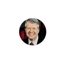 Jimmy Carter Mini Button (10 pack)