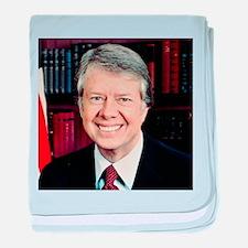 Jimmy Carter Infant Blanket