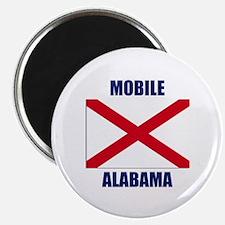 Mobile Alabama Magnet