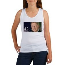 Bill Clinton Women's Tank Top