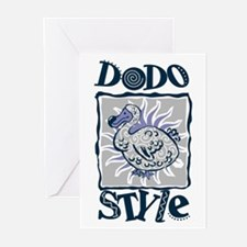 Dodo style Greeting Cards (Pk of 10)