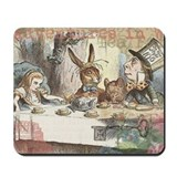 Alice wonderland Classic Mousepad