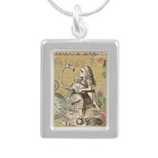 Alice in Wonderland Flamingo Necklaces