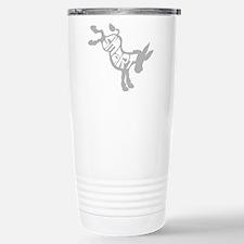 Smart Ass Donkey Travel Mug