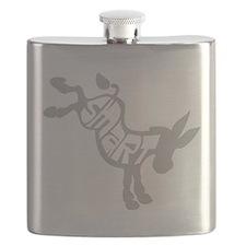 Smart Ass Donkey Flask