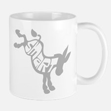 Smart Ass Donkey Mugs
