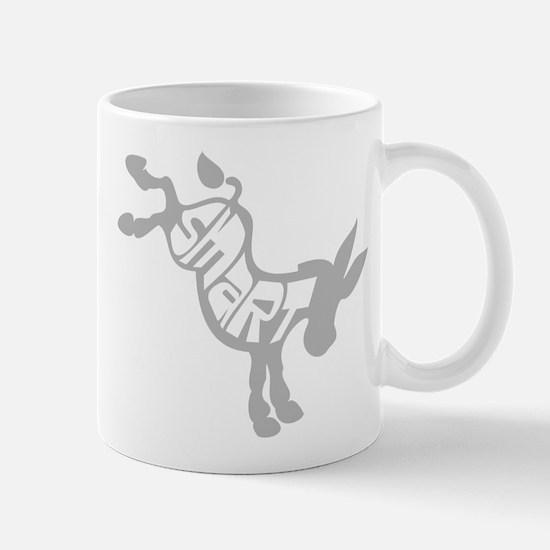 Smart Ass Donkey Mugs