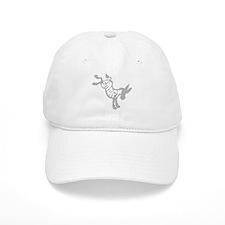 Smart Ass Donkey Baseball Cap