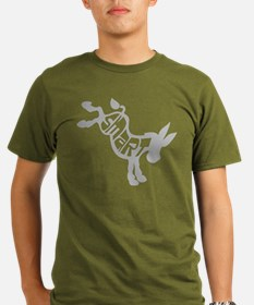 Smart Ass Donkey T-Shirt