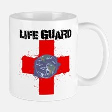 Life Guard Earth Mug
