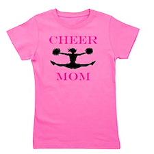 Cheer Mom Girl's Tee