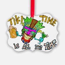 Tike Time is all the Time Ornament