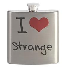 I love Strange Flask