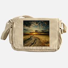Western Road Messenger Bag