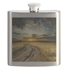 Western Road Flask