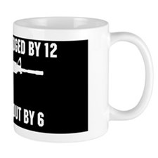 Judged by 12 Mug