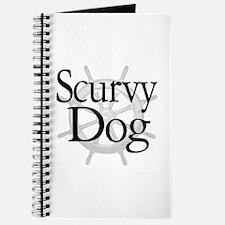 Scurvy Dog Caribbean Pirate Journal