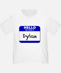 hello my name is dylan T