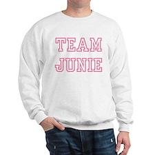 Team JUNIE Sweatshirt