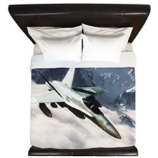 F-18 Hornet King Duvet