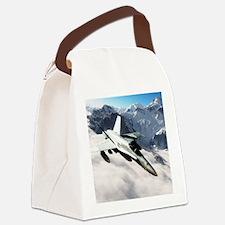 F-18 Hornet Canvas Lunch Bag