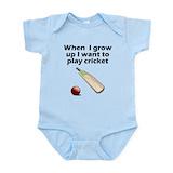 Baby grow cricket Baby