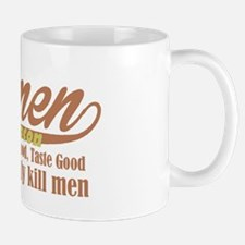 Women like bacon Mug