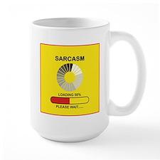 Sarcasm Loading Please Wait Mugs