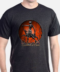 Diana Goddess of Hunt T-Shirt