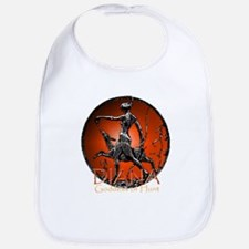 Diana Goddess of Hunt Bib