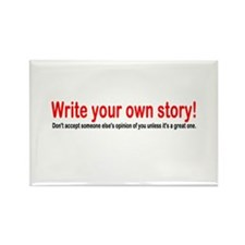 Write Your Own Story Magnets