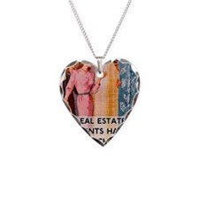 Real Estate Agents Necklace