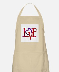 Love words Apron