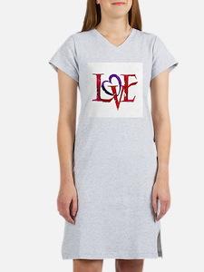 Love words Women's Nightshirt