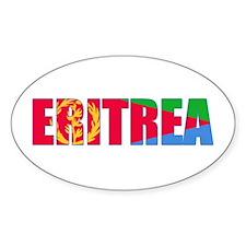 ERITREA T SHIRT Decal