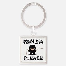 Ninja Please Keychains