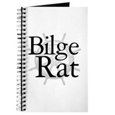 Bilge Rat Pirate Caribbean Journal