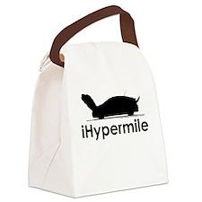 HyperPriusTurtle-iHypermile.jpg Canvas Lunch Bag