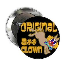 """Original Ass Clown 2.25"""" Button"""