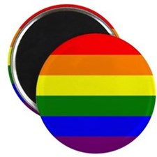 Unique Gay pride Magnet