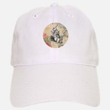 White Rabbit from Alice in Wonderland Baseball Baseball Baseball Cap
